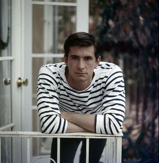 Vertical stripes T-shirt